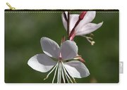 Flower-gaura-white  Carry-all Pouch