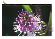 Flower-hebe  Carry-all Pouch
