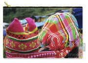 Flower Hmong Baby 05 Carry-all Pouch