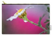 Flower In Purple Carry-all Pouch