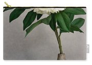 Flower In Vase Carry-all Pouch