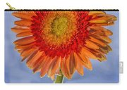 Flower In Water Carry-all Pouch