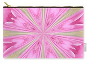 Flower Kaleidoscope Carry-all Pouch