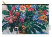 Flower Life Carry-all Pouch