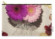 Flower Love Carry-all Pouch
