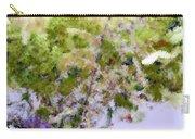 Flower Market Ile De La Cite Carry-all Pouch