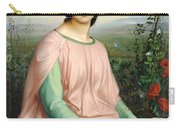 Flower Of The Fields Carry-all Pouch