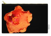 Flower On Fire Carry-all Pouch