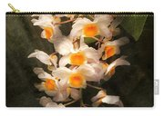 Flower - Orchid - Dendrobium Orchid Carry-all Pouch