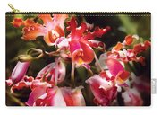 Flower - Orchid - Oncidium Orchid - Eye Candy Carry-all Pouch