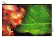 Flower - Orchid - Phalaenopsis Orchids At Rest Carry-all Pouch