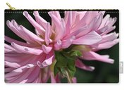 Flower-pink Dahlia-bloom Carry-all Pouch