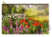 Flower - Poppy - Piece Of Heaven Carry-all Pouch