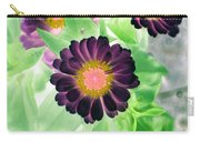 Flower Power 1435 Carry-all Pouch