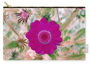Flower Power 1439 Carry-all Pouch