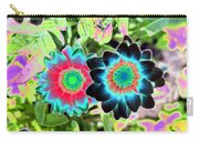 Flower Power 1449 Carry-all Pouch