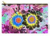 Flower Power 1453 Carry-all Pouch