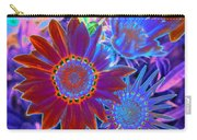 Flower Power 1455 Carry-all Pouch