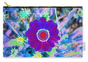 Flower Power 1458 Carry-all Pouch