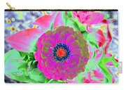 Flower Power 1461 Carry-all Pouch