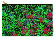 Flower Power Deluxe Carry-all Pouch