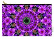 Flower Power Carry-all Pouch by Kristie  Bonnewell