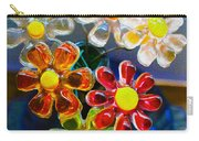 Flower Power Still Life Carry-all Pouch