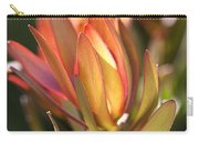 Flower-protea-bloom Carry-all Pouch