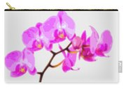 Flower Purple Orchid  Carry-all Pouch