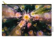 Flower Song On Fairy Wing Carry-all Pouch