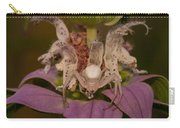 Flower Spider On Horsemint #2 Carry-all Pouch