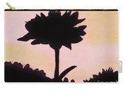Flower - Sunrise Carry-all Pouch