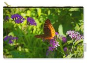 Flower To Flower Carry-all Pouch