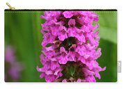 Flower Tower Tall Carry-all Pouch
