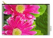 Flower1 Carry-all Pouch