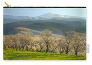 Flowering Almond At The Mountains Carry-all Pouch