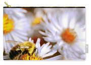 Flowering Bee Carry-all Pouch