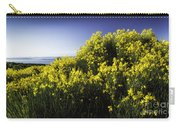 Flowering Bush Carry-all Pouch