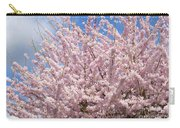 Flowering Cherry Tree Carry-all Pouch