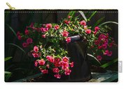 Flowering Coffee Pot Carry-all Pouch