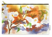 Flowering Dogwood IIi Carry-all Pouch by Kip DeVore
