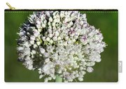 Flowering Leek - Topaz Clarity Demo Carry-all Pouch