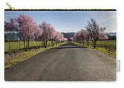 Flowering Plum Trees Carry-all Pouch
