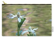 Flowering Pond Plant Carry-all Pouch