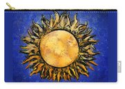 Flowering Sun Carry-all Pouch