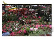 Flowermarket - Tours Carry-all Pouch