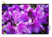 Flowers 2078 Acanthus Carry-all Pouch