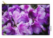 Flowers 2078 Lux Carry-all Pouch