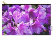 Flowers 2078 Pastel Chalk 2 Carry-all Pouch