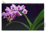 Flowers - Aerides Lawrenciae X Odorata Orchid Carry-all Pouch